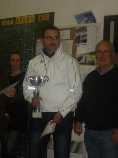 Le champion des Landes 2012